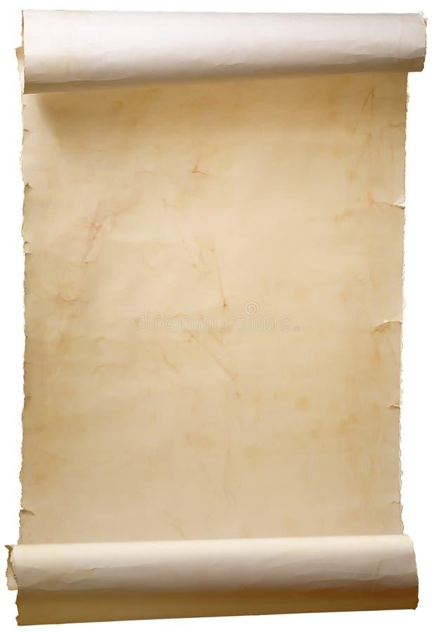 перечень искусства старый стоковое изображение