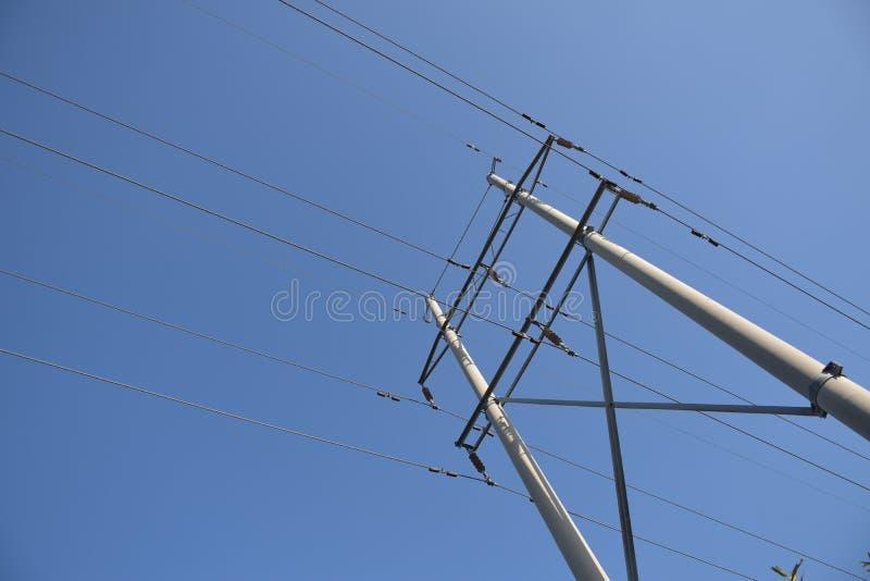Передача энергии стоковая фотография rf