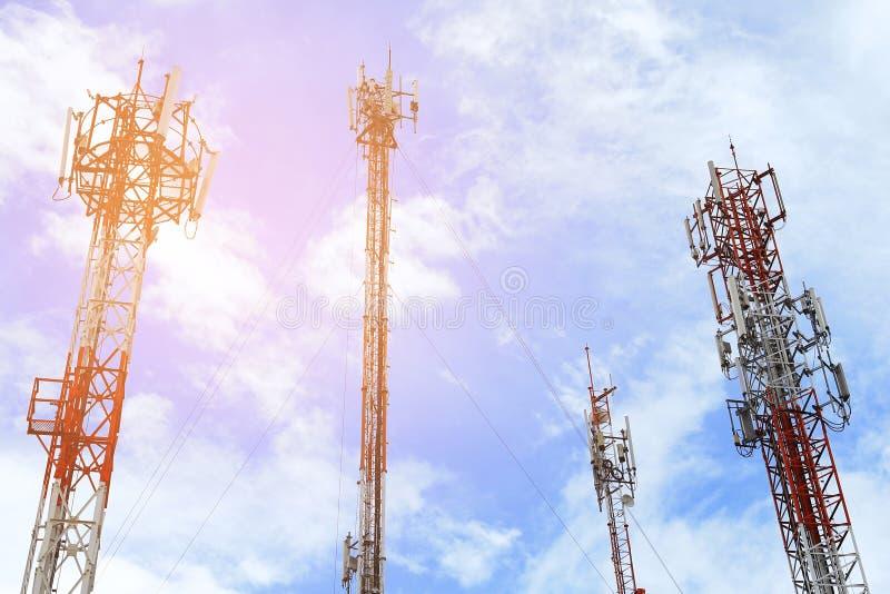 Передвижная клетчатая башня стоковые фото