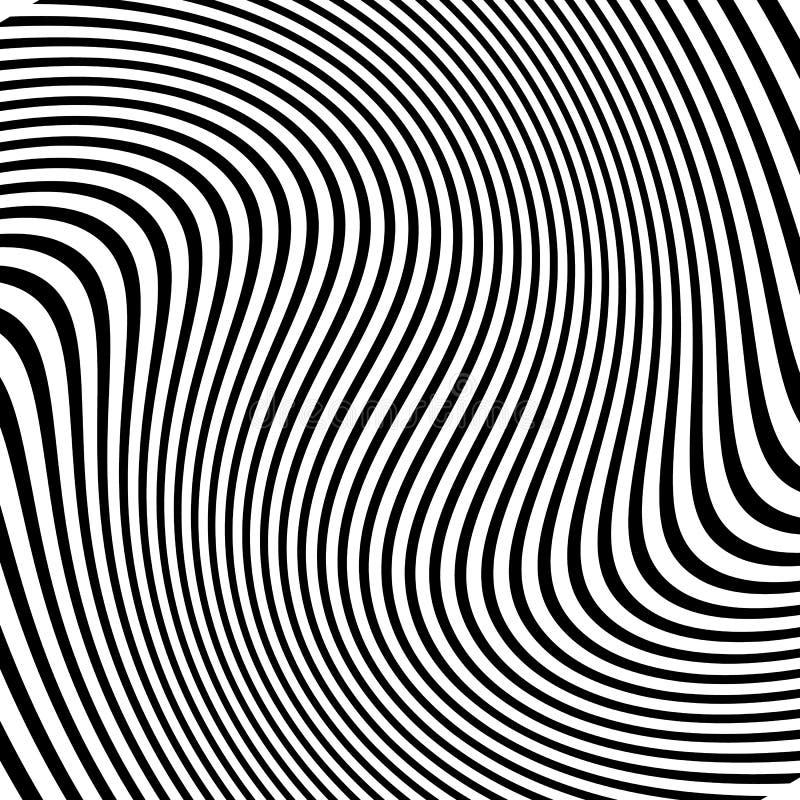 Download Передернутая абстрактная Monochrome картина несимметричного/солдата нерегулярной армии Иллюстрация вектора - иллюстрации насчитывающей обжатие, monochrome: 81800156
