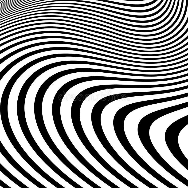 Download Передернутая абстрактная Monochrome картина несимметричного/солдата нерегулярной армии Иллюстрация вектора - иллюстрации насчитывающей хитроумного, черный: 81800202
