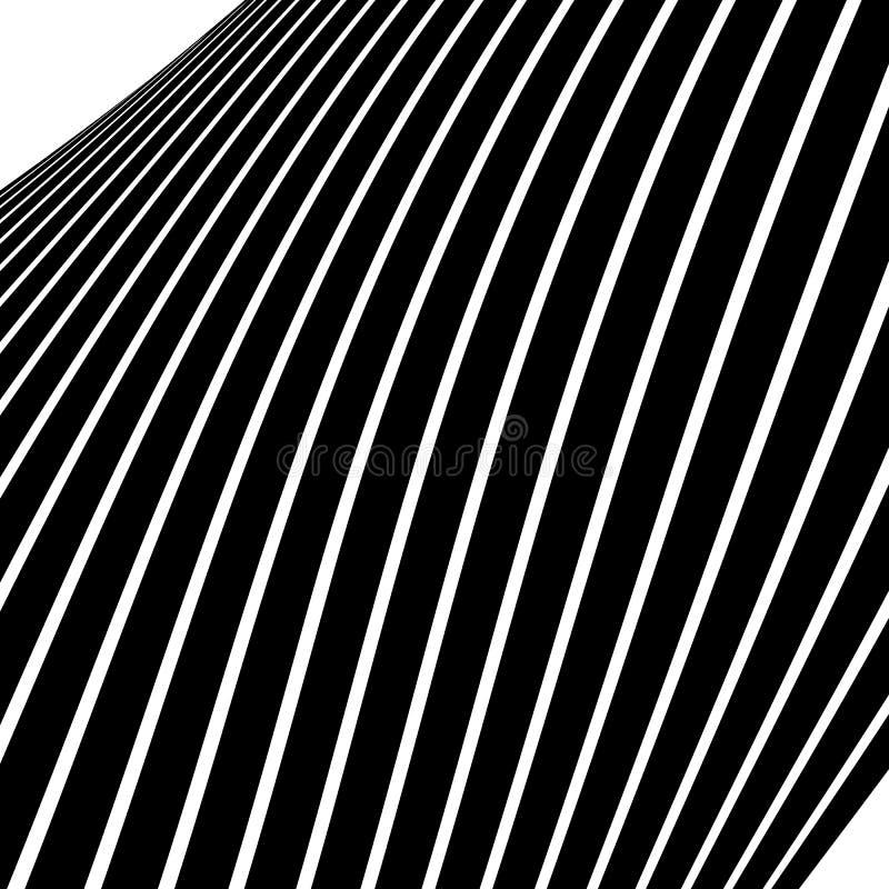 Download Передернутые, снованные линии геометрическая Monochrome картина Чернота и Иллюстрация вектора - иллюстрации насчитывающей картина, элемент: 81800576