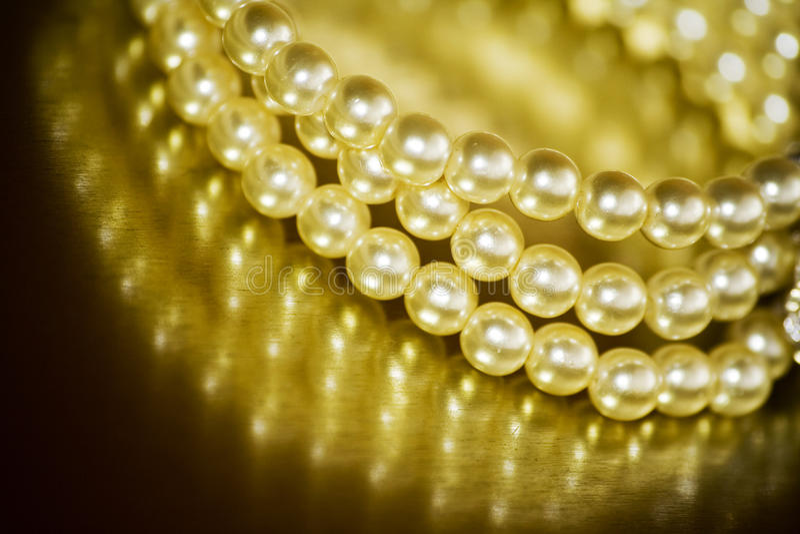 перла браслета стоковое фото rf