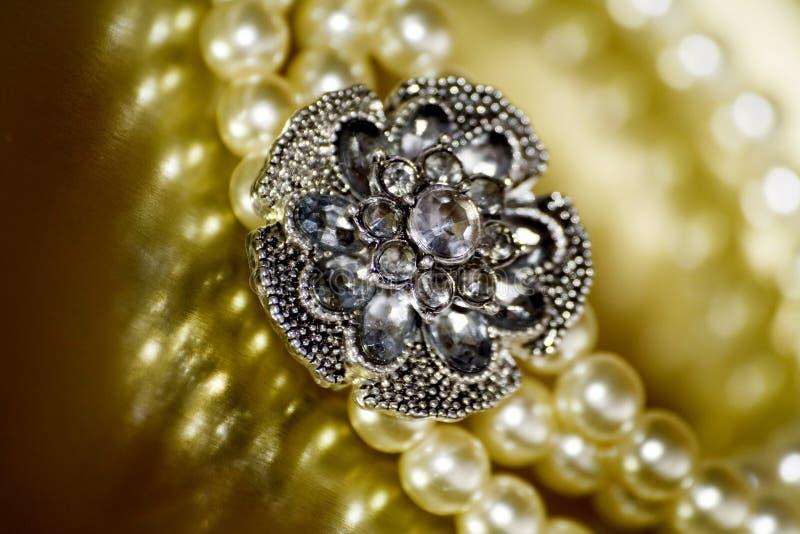 перла браслета стоковое изображение rf
