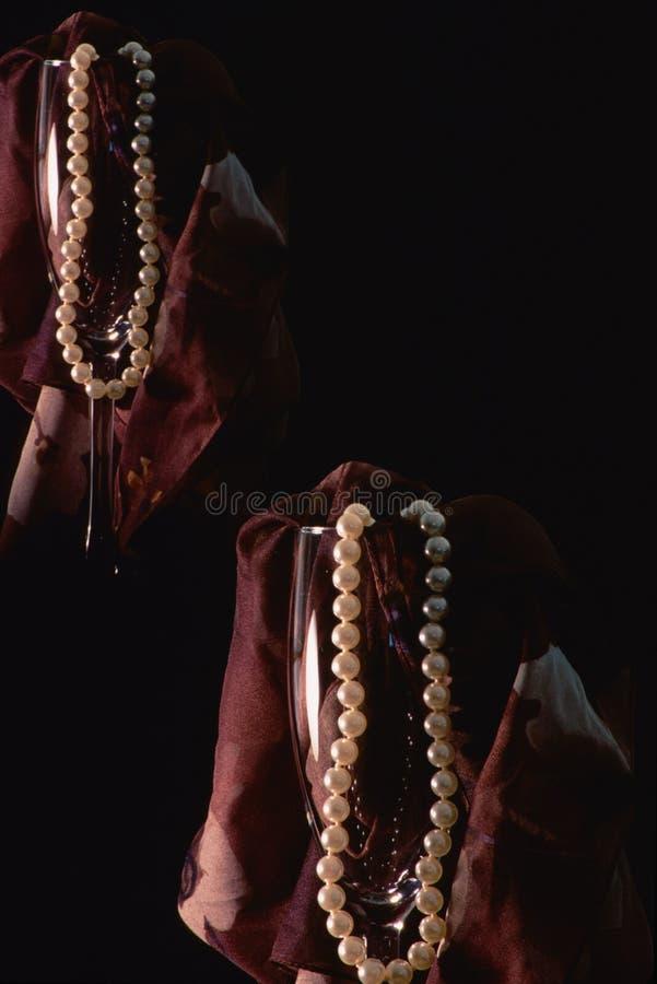 перлы каннелюр стоковые фотографии rf