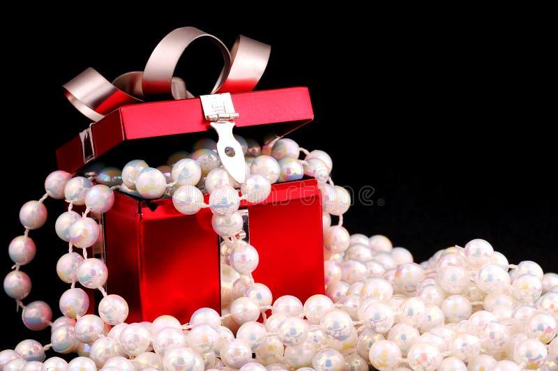перлы стоковое фото
