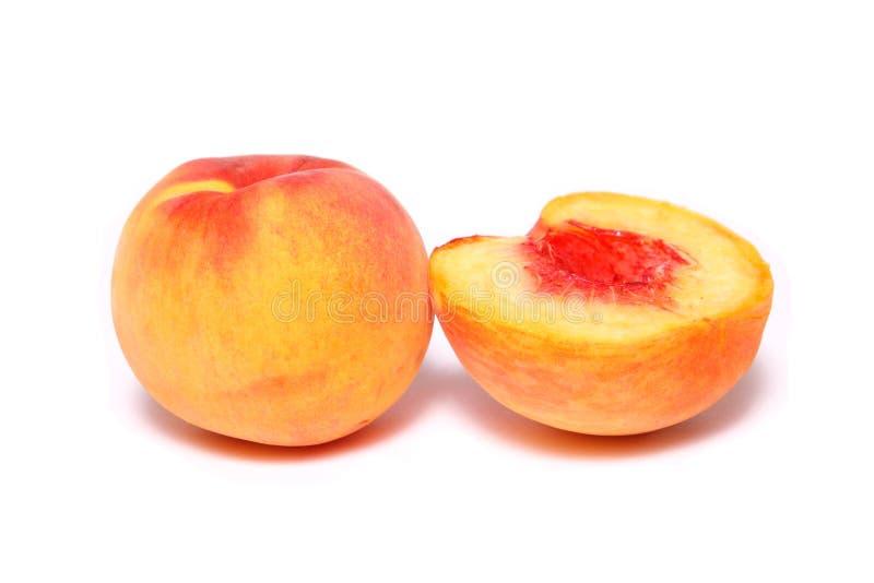 персик вкусный стоковая фотография rf