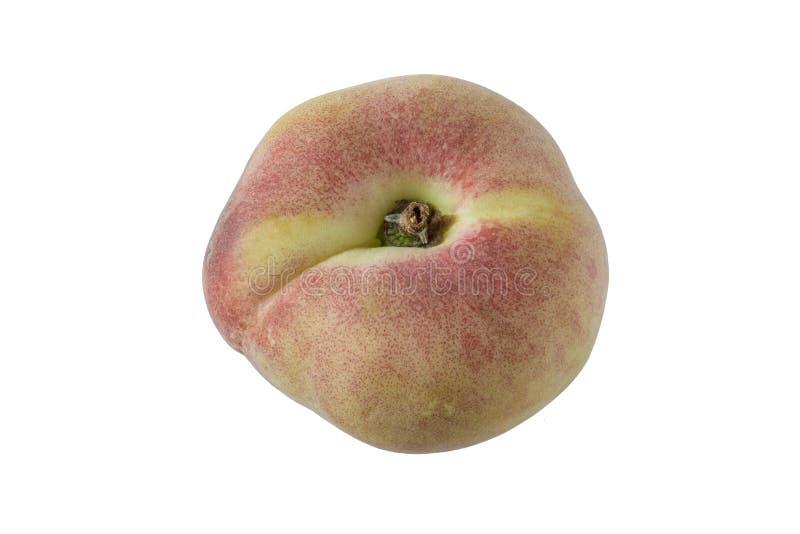 Персик донута стоковое изображение rf