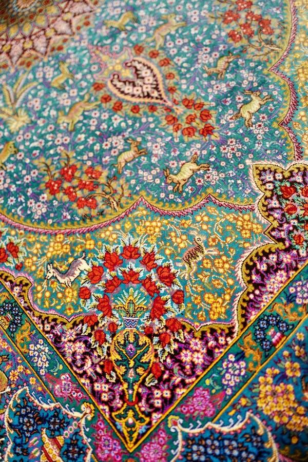 Перский ковер стоковые изображения rf
