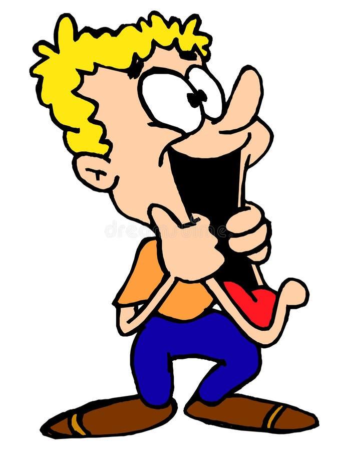 персонаж из мультфильма стоковое изображение