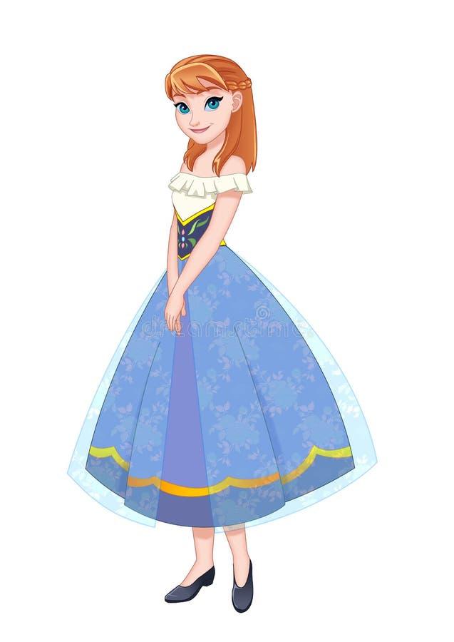 Персонаж из мультфильма Сары стоковые фотографии rf