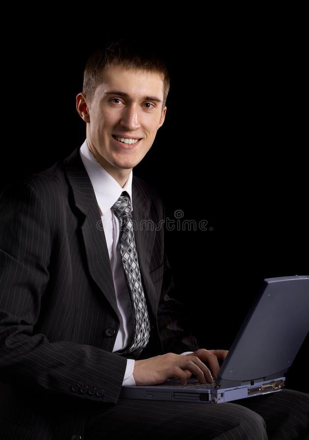 персона предпосылки кавказская мыжская стоковая фотография rf