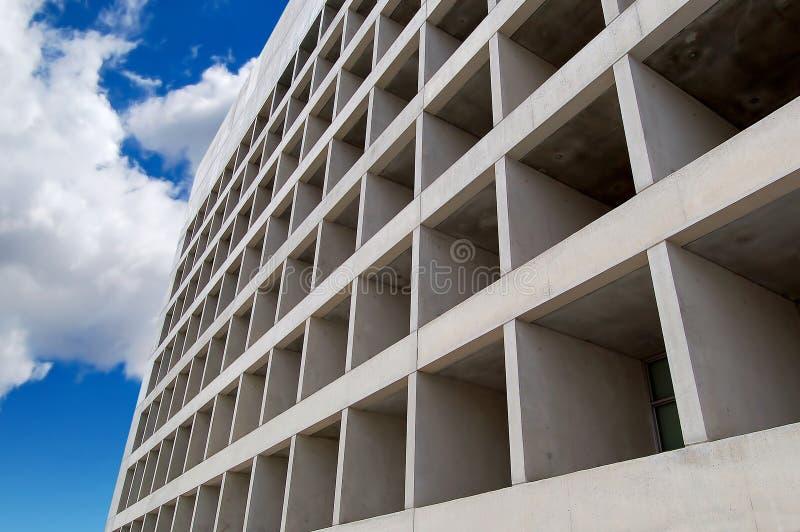перспектива здания стоковая фотография