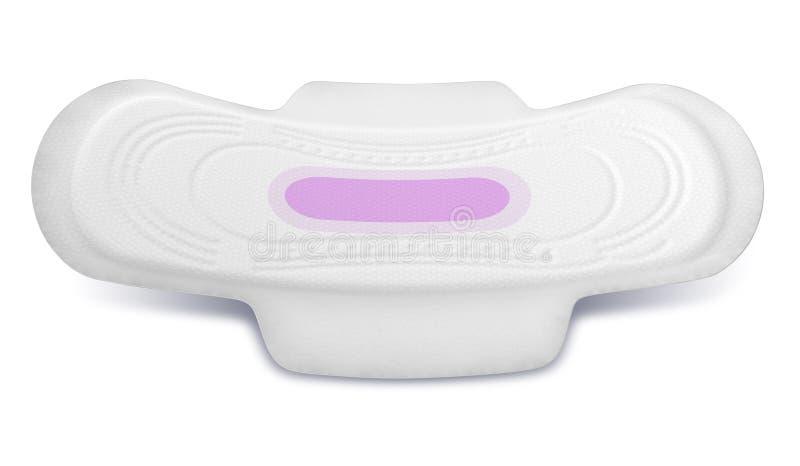 Перспектива санитарной пусковой площадки иллюстрация вектора