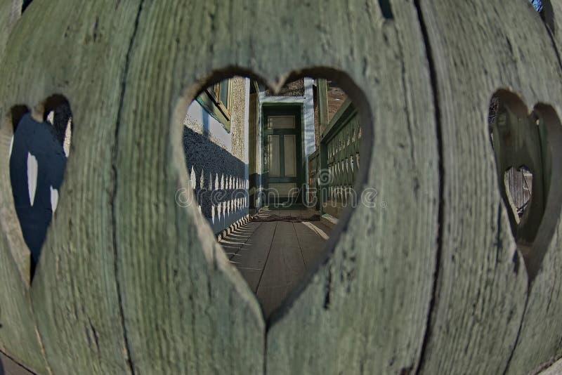 Перспективы сердца побудительные интересные стоковые фотографии rf