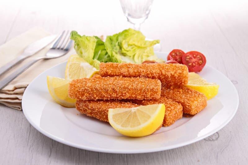 Перста рыб стоковое фото