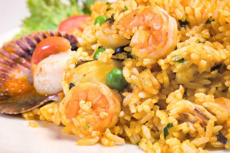 Перуанские морепродукты стоковая фотография