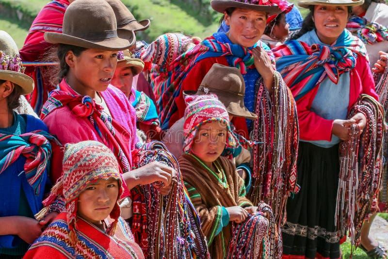 Перуанский мальчик стоковая фотография rf