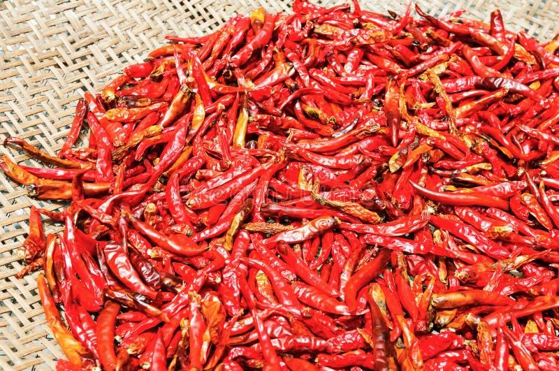 Download Перцы красного Chili на корзине Стоковое Фото - изображение насчитывающей здорово, chilies: 33737496