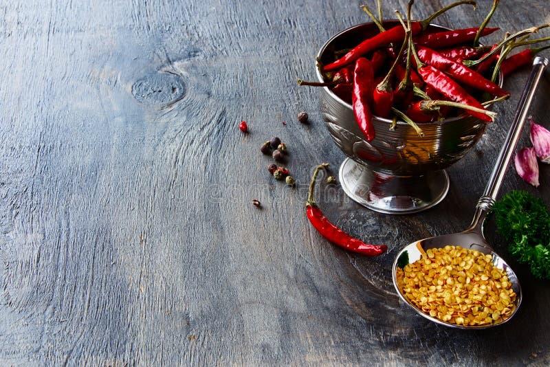 Перцы Chili стоковое изображение rf