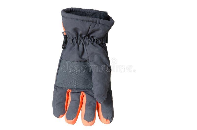 Download перчатки стоковое изображение. изображение насчитывающей померанцово - 40579483
