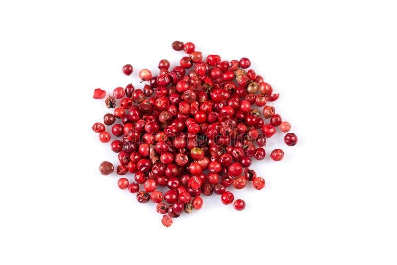 Перчинки красного цвета перца стоковая фотография