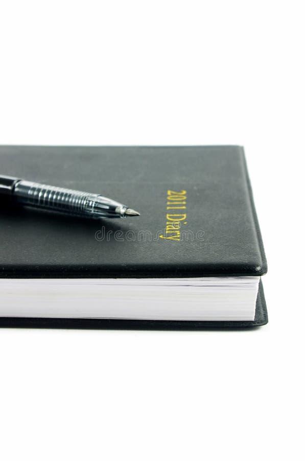 Download пер дневника стоковое фото. изображение насчитывающей страница - 18389136