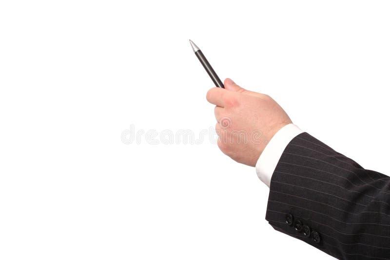 пер руки стоковое изображение rf