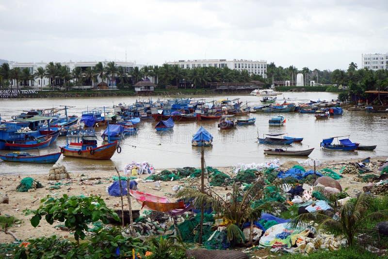 Песня Cai реки стоковые изображения rf