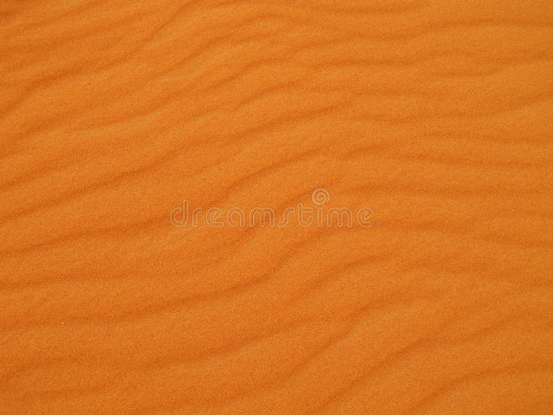 песок красного цвета пустыни стоковая фотография rf