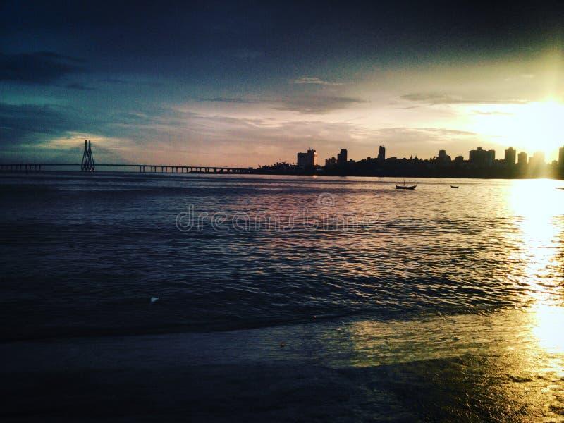 Песок & море Солнця стоковое изображение rf