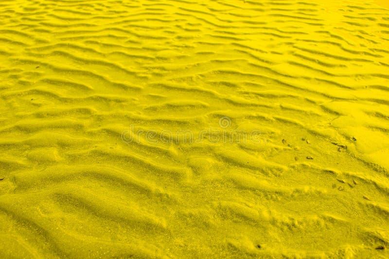 Песок Таиланда стоковое изображение rf