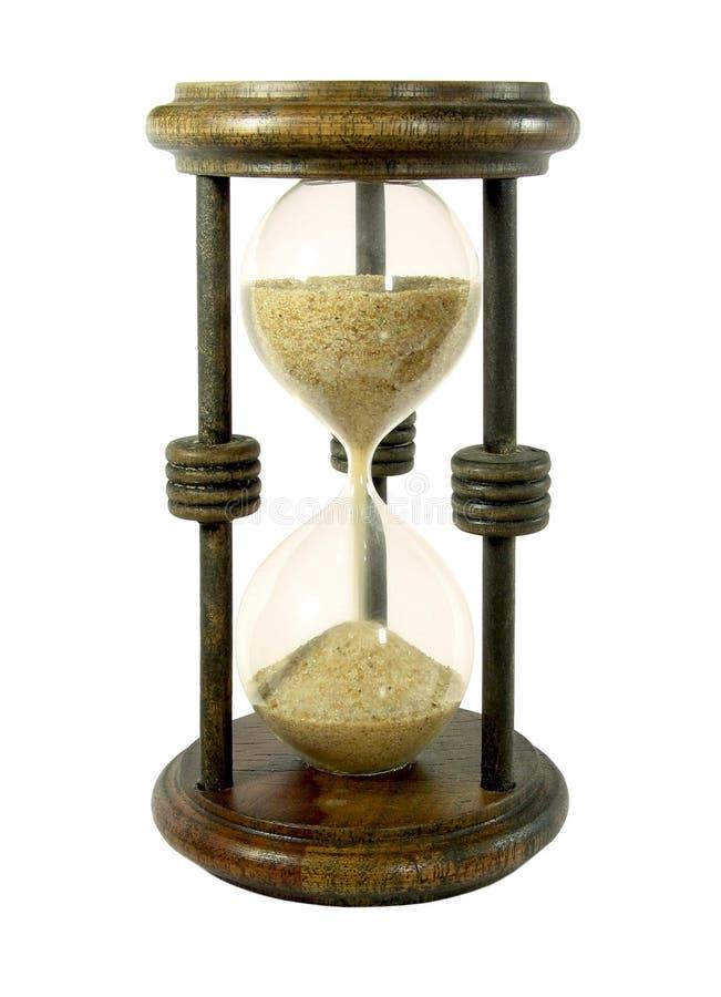 песок часов стоковые фото