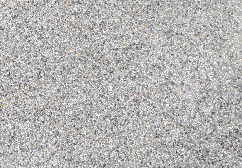 Песчаник мытья или картина настила terrazzo и покрасить серый поверхностный мрамор для фонового изображения горизонтальный стоковые фотографии rf