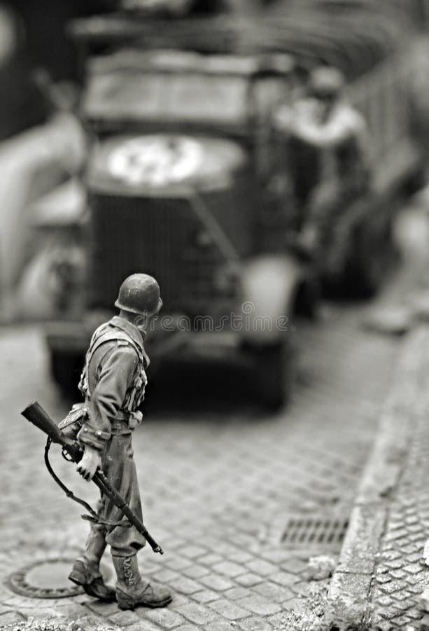 пехота мы стоковое фото