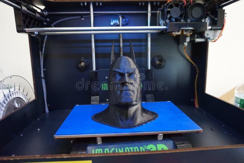 печатание 3d стоковые изображения