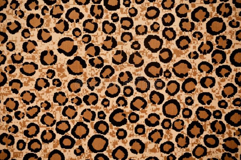печать леопарда предпосылки стоковое изображение rf