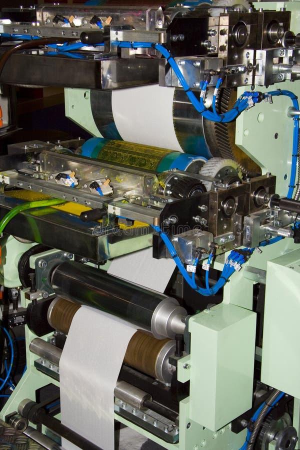 печать машины стоковое фото rf
