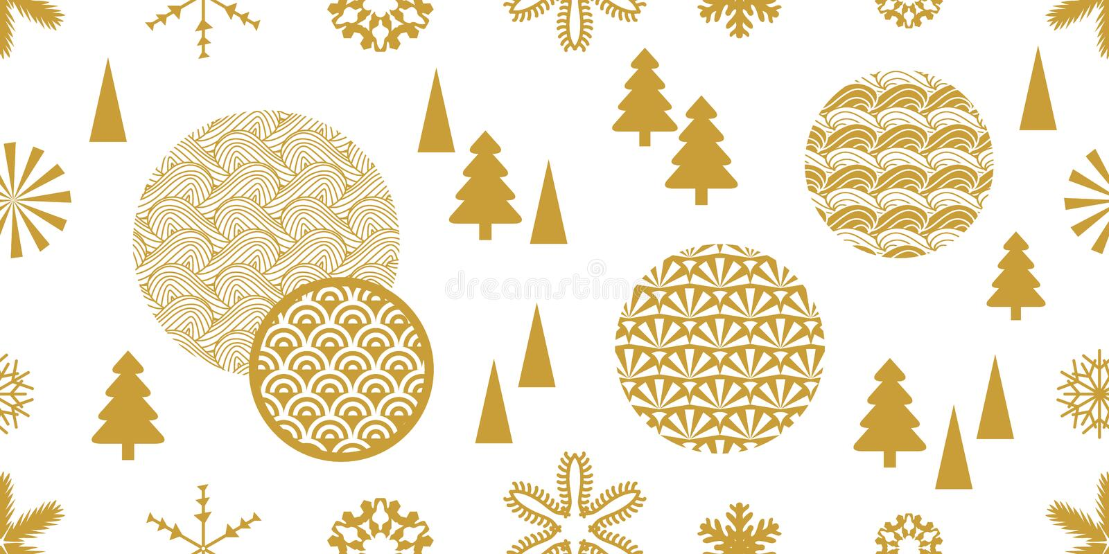 Seamless vector background. stock images