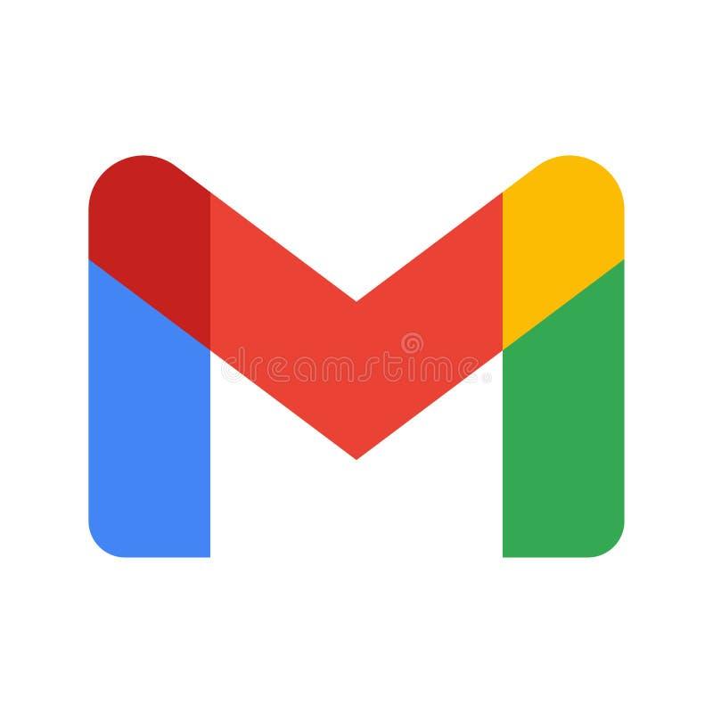 Gmail Logo - Application built using Angular