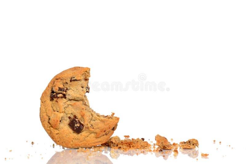 Печенье крошит стоковые изображения