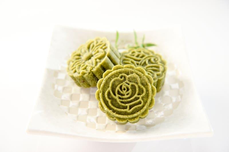 Печенье при главным образом сладостные свободно переведенные завалки сделанные для фестиваля луны, следовательно по мере того как стоковые фото