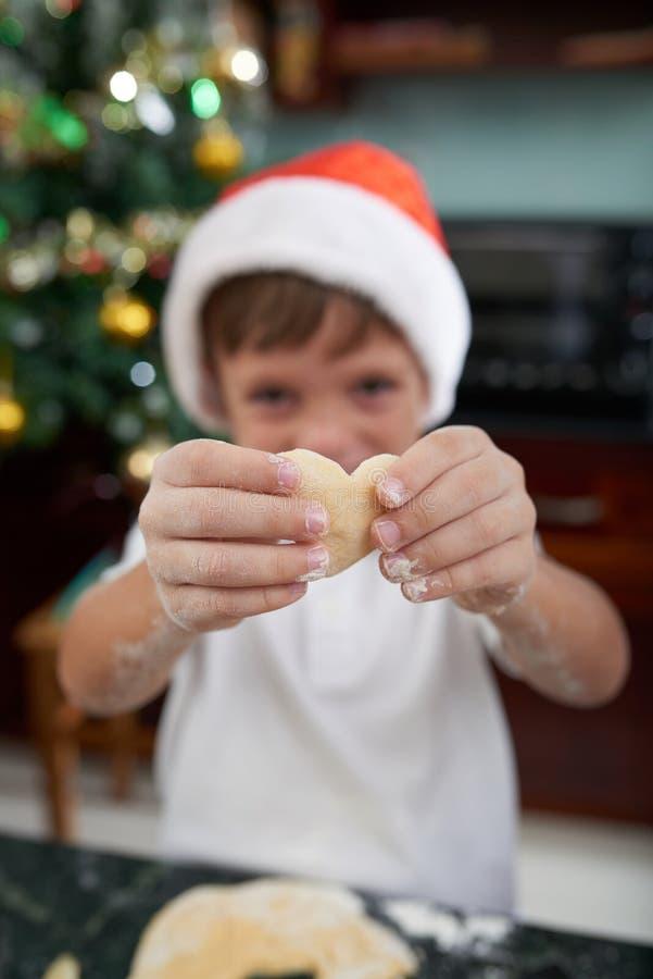 Печенье сердца стоковая фотография rf