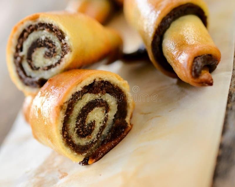 Печенье шоколада стоковые фотографии rf