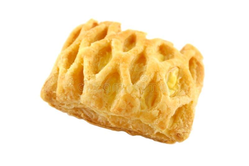 печенье danish заварного крема стоковые изображения rf