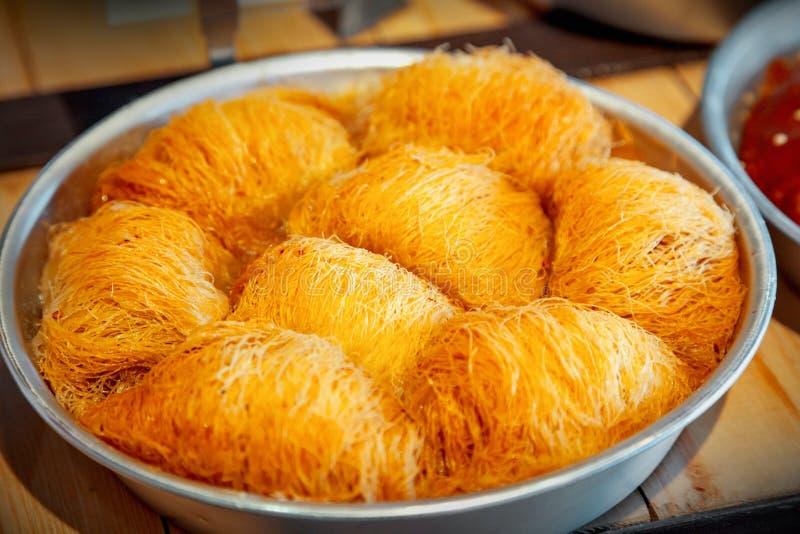Печенье Kataifi стоковое фото rf