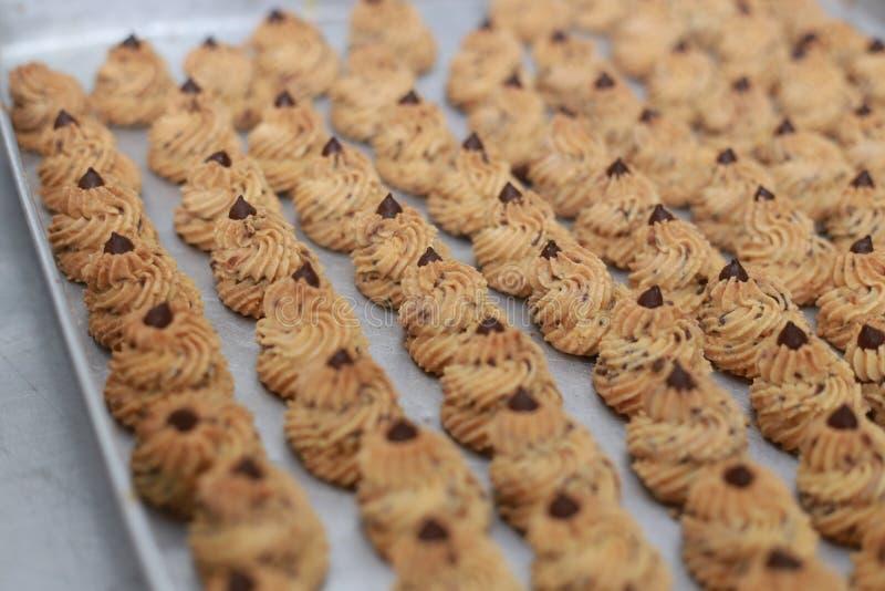 Печенья для Eid Mubarak стоковое фото rf