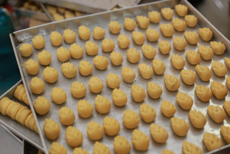 Печенья для Eid Mubarak стоковые изображения