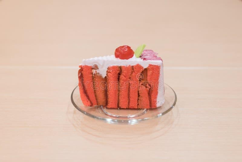 Печенья клубники стоковые фотографии rf