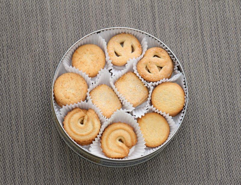 печенья масла стоковое фото